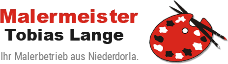 Malermeister Tobias Lange - Logo